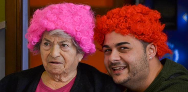 Carnevale alla Casa del Sorriso Di Andorno