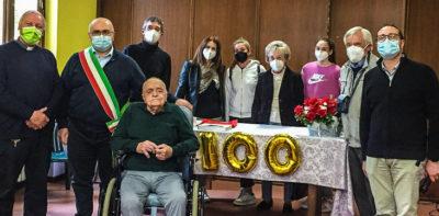 Festeggiamenti 100 anni